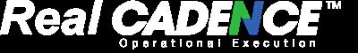 realcadence logo white trans bg